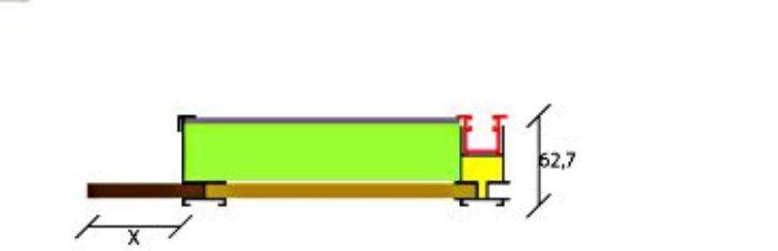 spalla prefabbricata standard